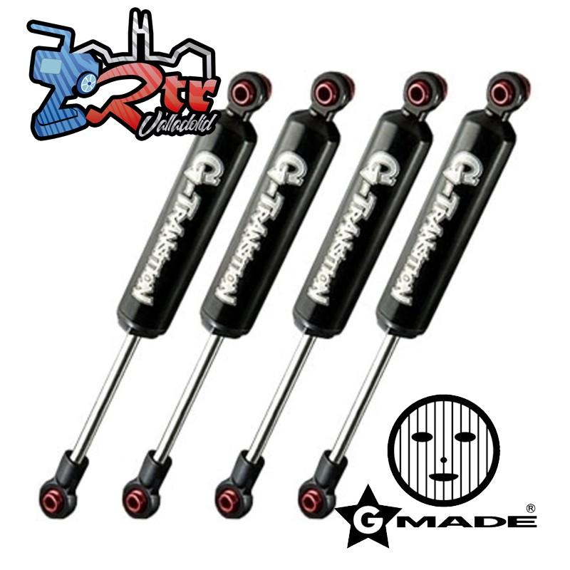 Gmade G-Transition Amortiguadores GM20504 80mm 1/10, 4 Unidades