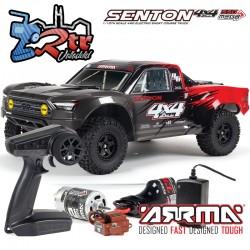 Arrma Senton 1/10 Camioneta 4wd Escobillas BLX RTR