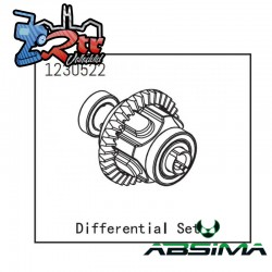 Diferencial completo Absima 1230522