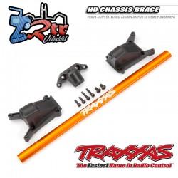 Kit de soporte de chasis, Anaranjado Traxxas TRA6730A