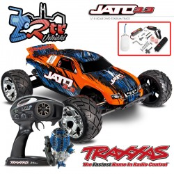Traxxas Jato Nitro 3.3 Tqi Tsm Telemetria 1/10 2Wd RTR