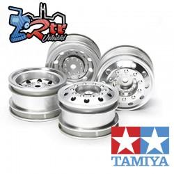 Llantas de Camion de Carreras Tamiya 1/10 12mm 51588