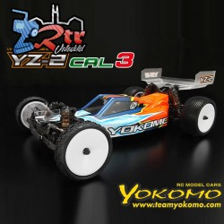 Yokomo YZ-2CAL3 2WD Buggy Kit Eléctrico