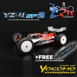 Yokomo B-YZ4SF2 42WD Buggy Kit Eléctrico