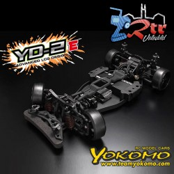 Yokomo DP-YD2E RWD Drift Kit Plastico