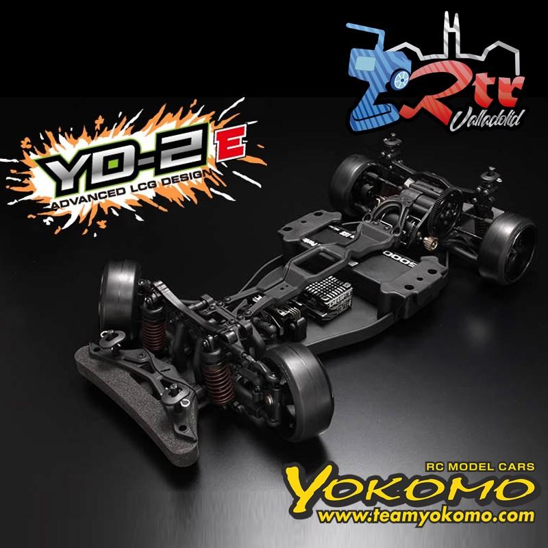 Yokomo DP-YD2E RWD Drift Kit Plastico