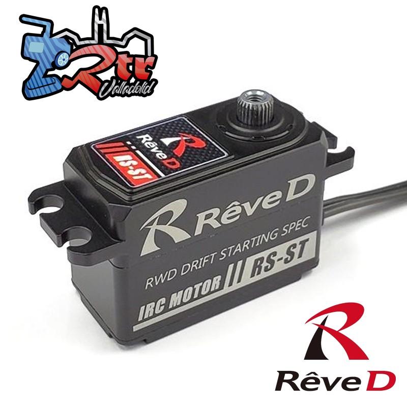 Servo Reve D Bajo Perfil Programable  RWD Drift Spec 18Kg Brushless