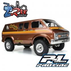 Proline 70s Rock Van Cuerpo Transparente PR3552-00