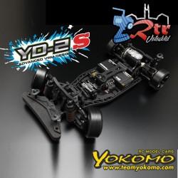 Yokomo YD-2S RWD Drift Kit Chasis Plastico