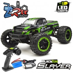 Blackzon Slayer 1/16 4Wd Escobillas RTR monster