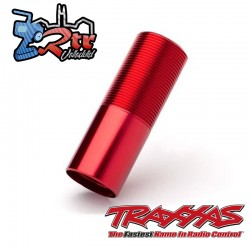 Cuerpo, amortiguador GT-Maxx® aluminio, anodizado rojo TRA8965R