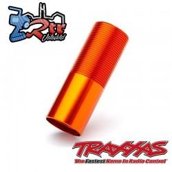 Cuerpo, amortiguador GT-Maxx® aluminio, anodizado naranja TRA8965T