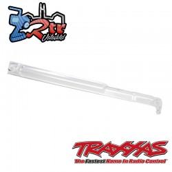 Cubierta, eje de transmisión central transparente Traxxas TRA9041