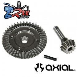 Juego de engranajes cónicos axiales de servicio pesado 43T/13T Axial AX30402