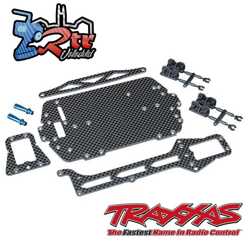 Kit de Conversión Fibra Carbono Latrax TRA7525X