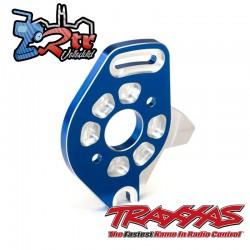 Base de motor Aluminio Azul Traxxas TRA6890X