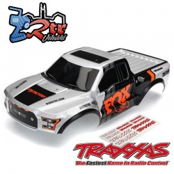Cuerpo Traxxas Slash Ford Raptor Fox 1/10 4wd 2wd TRA5826T