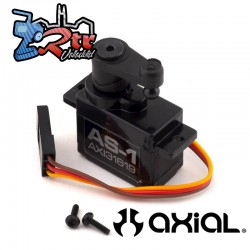 AS-1 Micro Servo SCX24 AXI31619