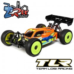 TLR Buggy 8IGHT-XE Elite 1/8 4WD Electric Buggy Carreras