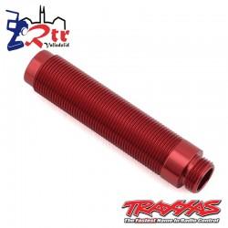 Cuerpo Amortiguadores GTS Aluminio Rojo Cortos TRX-4 Traxxas TRA8266R