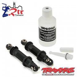 Amortiguadores Traxxas GTS Aluminio Negro Cortos TRX-4 TRA8260X