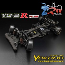 Yokomo YD-2R Plus RWD  Drift Kit Chasis Carbono +...