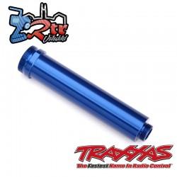 Cuerpo de amortiguador 77mm Aluminio Azul sin roscar Traxxas TRA8453X