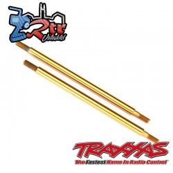 Eje de choque reforzado, 74 mm (GTR) (trasero) (2) TRA8463T