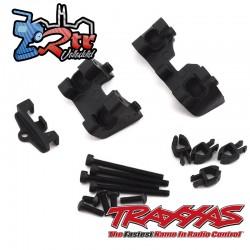 Soportes de choque y clips Traxxas TRA5317