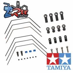 Juego de estabilizadores blandos de para TA07 TB05 TRF420 Tamiya 54979