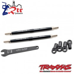 Tensores, eslabones de los dedos Traxxas Endurecidas TRA5141A