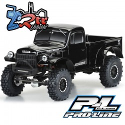 Proline Dodge Power Wagon 1946 Prepintado negro PR3499-18