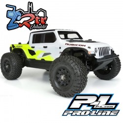 Cuerpo Transparente Jeep Gladiator Rubicon Proline PR3542-00