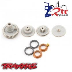 Kit Reparacion Servo Traxxas 2056 TRA2053