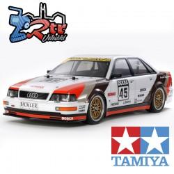 Tamiya 1991 Audi V8 Touring TT-02 4Wd