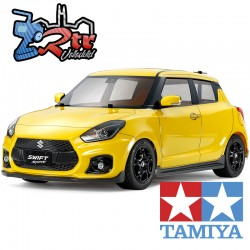 Tamiya Suzuki Swift sport M-05 1/10