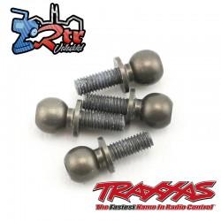 Pernos de bolas de aluminio Traxxas 4 Unidades TRA5529X