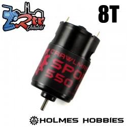 Motor Holmes Hobbies Crawlmaster Sport 550 8t