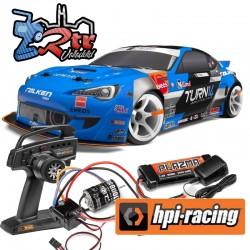 Hpi RS4 Sport 3 Drift Dai Yoshihara Subaru BRZ 1/10...