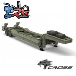 Cross RC Semi-Trailer T247 1/12 para BC8 Mammoth