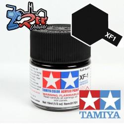 XF-1 Pintura Acrílica Negro Mate 10Ml Tamiya