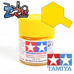 XF-3 Pintura Acrílica Amarillo Mate 10Ml Tamiya