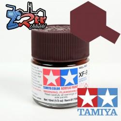 XF-9 Pintura Acrílica Rojo Oscuro 10Ml Tamiya