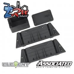 Placas del Suelo y caja del receptor endurecida Element EL42014