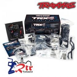 Kit de chasis TRX-4 Kit RTR Sin Carrocería