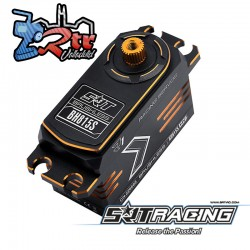 Servo SRT BH815S Low Profile Brushless 13.0kg/0.05sec Piñoneria Metálica