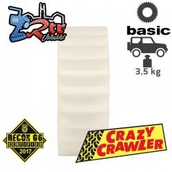 LaserFoam 1.9 R98x35 Basic Crazy Crawler CYC025
