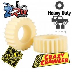 LaserFoam 1.9 R109x45 Heavy Duty XOR Crazy Crawler CYC059