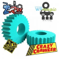 LaserFoam 1.9 R112x40 WaterProft Magic Crazy Crawler CYC073