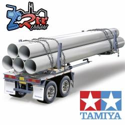 Pole-Trailer Kit de remolque con tubos 1/14 Tamiya 56310
